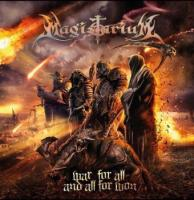 Magistarium-War For All And All For Won