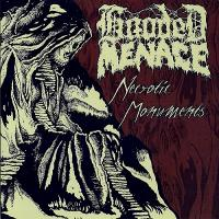 Hooded Menace-Necrotic Monuments (EP)