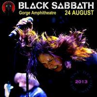Black Sabbath-Gorge Amphitheatre (Bootleg)