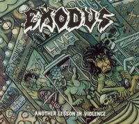 Exodus-Another Lesson In Violence