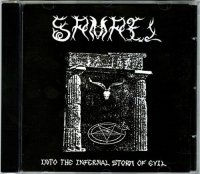 Samael-Into The Infernal Storm Of Evil (Unofficial Release / Collection of Old Material 1989-1994)