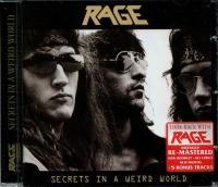 Rage-Secrets in a Weird World (US reissue '02)