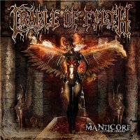 Cradle Of Filth-The Manticore & Other Horrors [US Deluxe Edition Digipak]