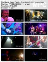 Deep Purple-Over Zurich (DVDRip)