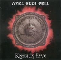 Axel Rudi Pell-Knights Live (Original press)