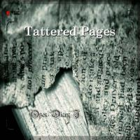 Tattered Pages-Open Diary I