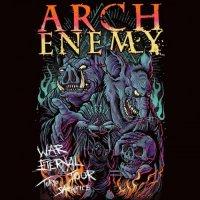 Arch Enemy-War Eternal Tour: Tokyo Sacrifice
