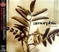 Amorphis-Tuonela  [Re-Release 2011 / Japan Edition]