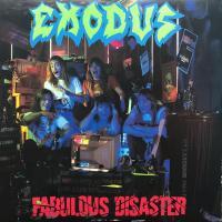 Exodus-Fabulous Disaster (Canadian reissue '90)