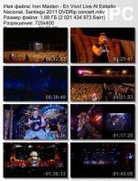 Iron Maiden-En Vivo! Live At Estadio Nacional, Santiago (DVDRip)