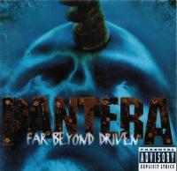 Pantera-Far Beyond Driven (German press '94)