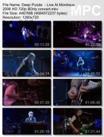 Deep Purple-Live At Montreux (HD 720p BDRip )