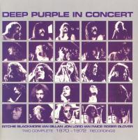 Deep Purple-In Concert'72 (2CD) (2001 UK Remastered)