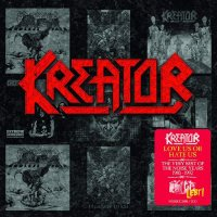 Kreator-Love Us Or Hate Us - The Very Best Of The Noise Years 1985-1992