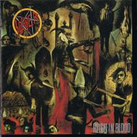 Slayer-Reign In Blood (1-st US press \'87)