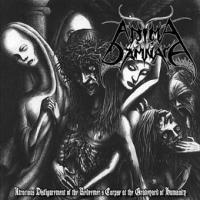 Anima Damnata-Atrocious Disfigurement Of The Redeemer\\\'s Corpse At The Graveyard