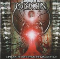 Origin-Informis Infinitas Inhumanitas (1-st US press)