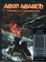 Amon Amarth-Twilight of the Thunder God ( 2CD + DVD	Digibook, Limited edition )