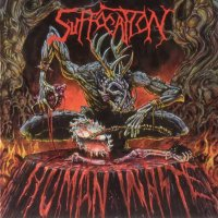 Suffocation-Human Waste (Two different editions)