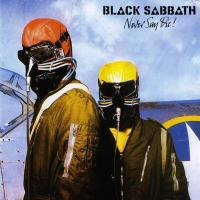 Black Sabbath - Never Say Die! flac cd cover flac