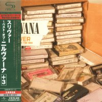 Nirvana-Sliver: The Best Of The Box (Japan Re-Issue 2008)