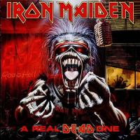 Iron Maiden-A Real Dead One (2CD)
