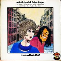 Julie Driscoll & Brian Auger-London 1964-1967