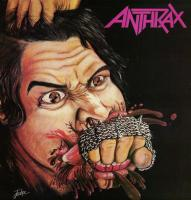 Anthrax - Fistful Of Metal flac cd cover flac