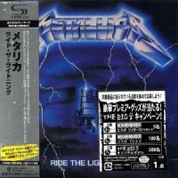 Metallica-Ride The Lightning (2010 Japan Remaster)