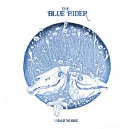 The Blue Rider-Year of the Horse