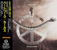 Carcass-Heartwork (DIGI 2CD Remastered 2008 + First Japan Ed.)