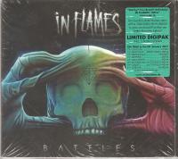 In Flames-Battles (Europe digipak)