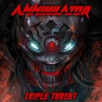 Annihilator-Triple Threat (Deluxe Edition 2 CD)