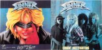 Sinner-Comin\' Out Fighting | Dangerous Charm (1999 Japanece Edition) (1986-1987)