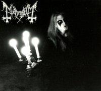 Mayhem-Live In Leipzig (Reissue 1996)