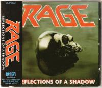 Rage-Reflections Of A Shadow (Japanese ed.)