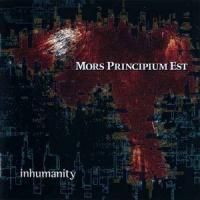 Mors Principium Est-Inhumanity (Japan Ed.)