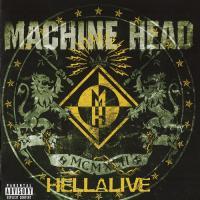Machine Head - Hellalive (Live) flac cd cover flac