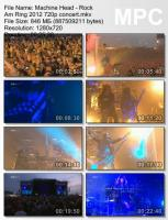 Machine Head-Rock Am Ring (HD 720p)