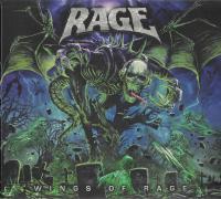 Rage-Wings Of Rage (Russian digipak)
