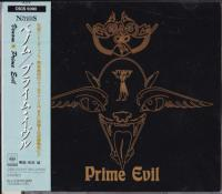 Venom-Prime Evil (Japan Re-Issue 1990)