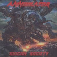 Annihilator-Suiсidе Sосiеtу (Special Edition, 2CD)