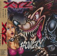 XYZ-Hungry (Japanese edition)