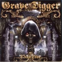 Grave Digger-25 To Live
