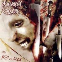 Malevolent Creation-The Will To Kill