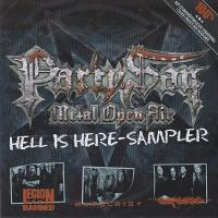 Carcass / Hypocrisy / Legion of the Damned-Party.San Metal Open Air - Hell Is Here-Sampler (Split)