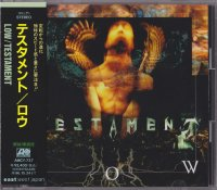 Testament-Low (Japan 1st Press)