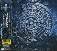 Bad City-Welcome To The Wasteland (Japanese press)