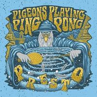 Pigeons Playing Ping Pong-Presto