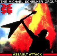 The Michael Schenker Group-Assault Attack